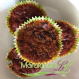 Muffin aux betteraves et chocolat